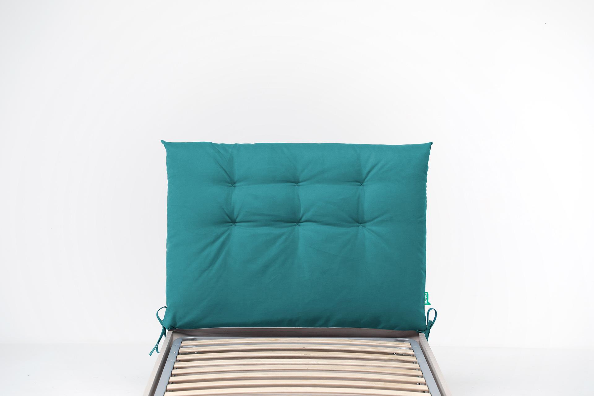 Cuscino testata trapuntato del letto contenitore di larghezza 120 cm - Cuscino testata letto ...